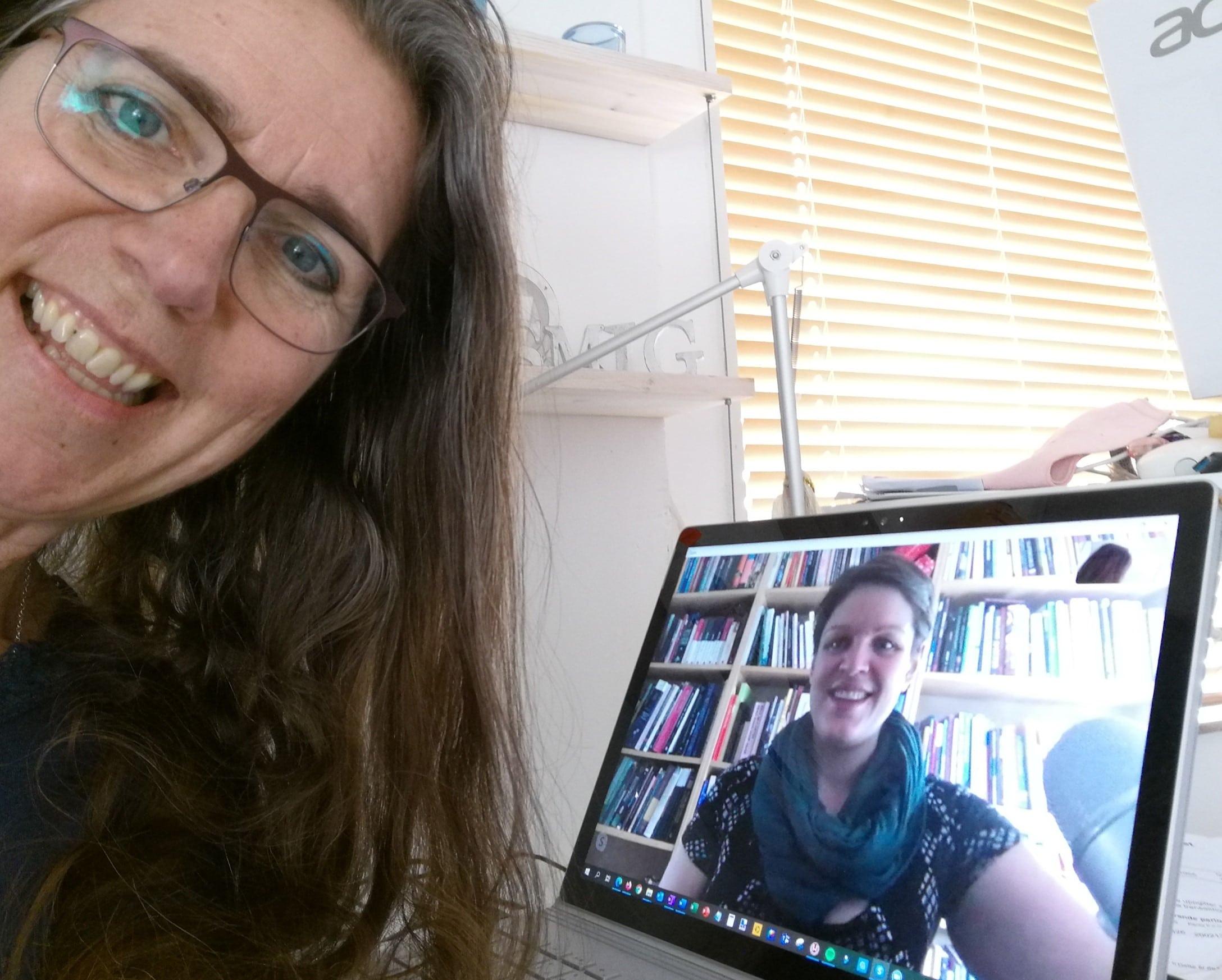 Sabrina Vitting-Seerup deltager i Historier fra Coronaland