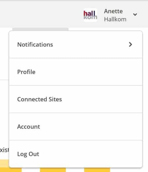 Hallkom-tip Facebook Mailchimp 1