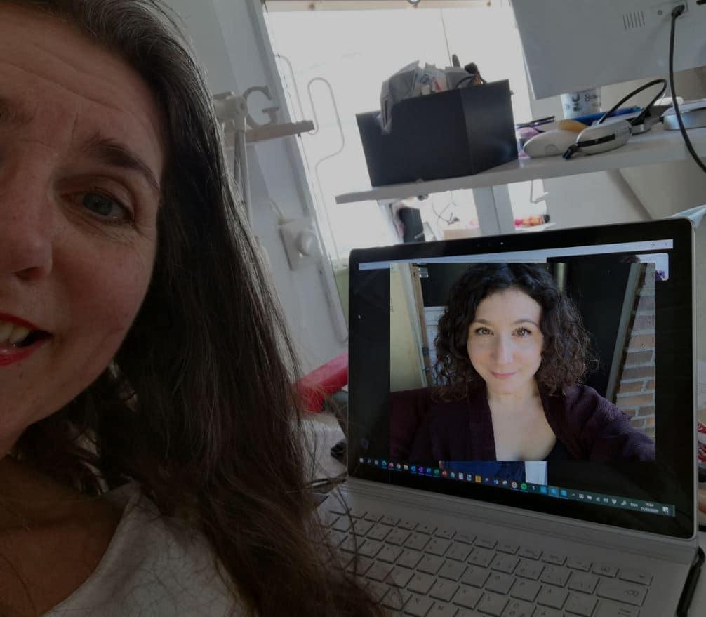 Yael Bassan deltager i Historier fra Coronaland