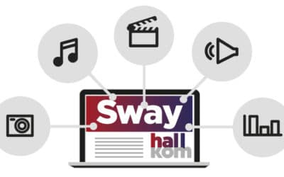Sway – visual presentations that work!