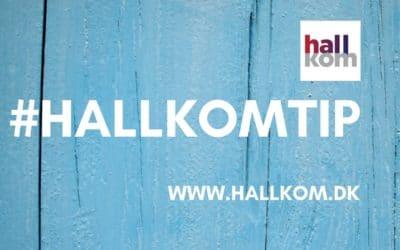 #Hallkomtip-Facebook: Synes godt om på vegne af en side