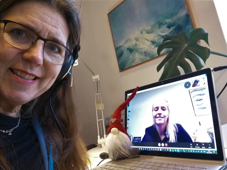Maja Nielsen er gæst i Historier fra Coronaland