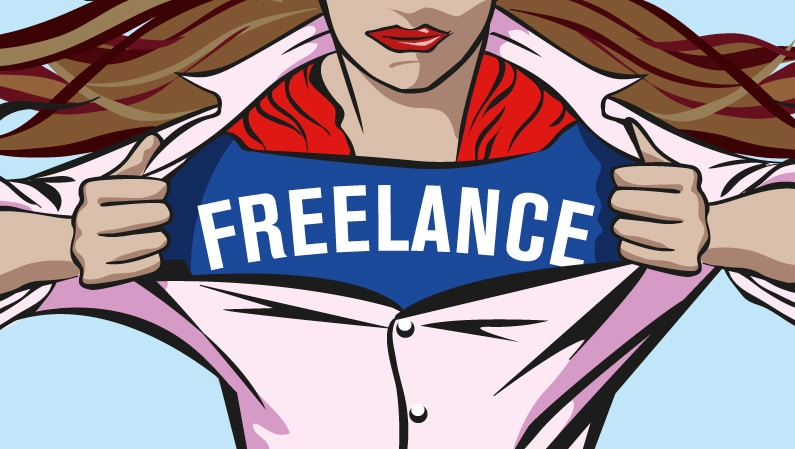The 10 benefits of hiring a freelancer for your next job