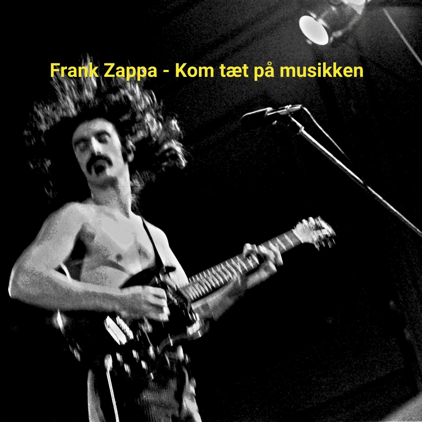 Podcast om Frank Zappa - Per Wium